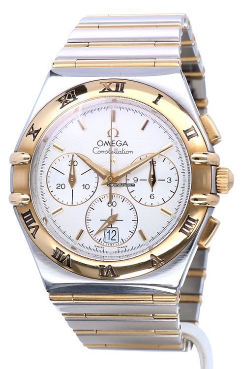 Omega Constellation 12423000 1997 tweedehands