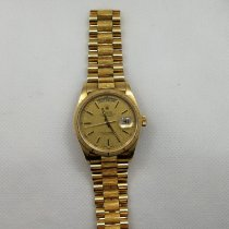 Rolex 18078 Or jaune 1985 Day-Date 36 36mm occasion