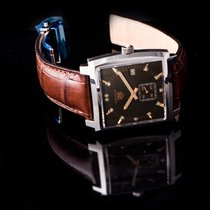 TAG Heuer Monaco Lady Steel 3737mm Brown United States of America, California, Burlingame