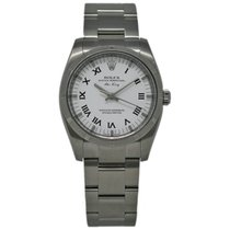 Rolex Air King Steel 34mm White Roman numerals United States of America, Florida, 33132