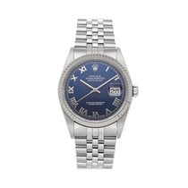 Rolex 16234 Steel Datejust 36mm pre-owned United States of America, Pennsylvania, Bala Cynwyd