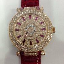 Franck Muller Double Mystery White gold 42.0mm No numerals