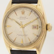 Rolex Bubble Back Yellow gold