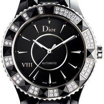 Dior VIII Steel 41.8mm Black United States of America, New York, Brooklyn