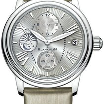 Blancpain Women Steel 34mm Silver United States of America, New York, Airmont