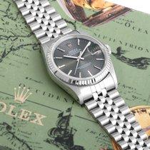 Rolex Datejust Zeljezo 36mm Siv