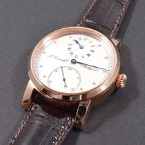 Cornehl Rose gold 42mm Manual winding SC103-REG-02-RG-G new