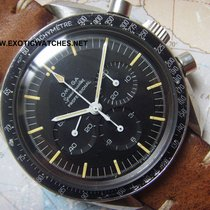 Omega 1965 Transitional Unpolished Speedmaster 105.012 Papers