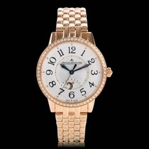 Jaeger-LeCoultre Rendez-Vous Night & Day 34 mm Rosegold NEW