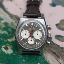 Zenith El Primero Chronograph 3019PHC from 1969 Brown Panda Dial