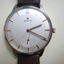 Zenith Sporto Acier 37mm Blanc
