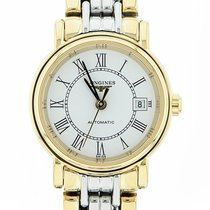 Longines Presence 26 Date White Dial