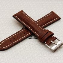 Breitling Leather strap + Steel Buckle