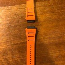理查德•米勒 Richard Mills RM10 orange rubber band