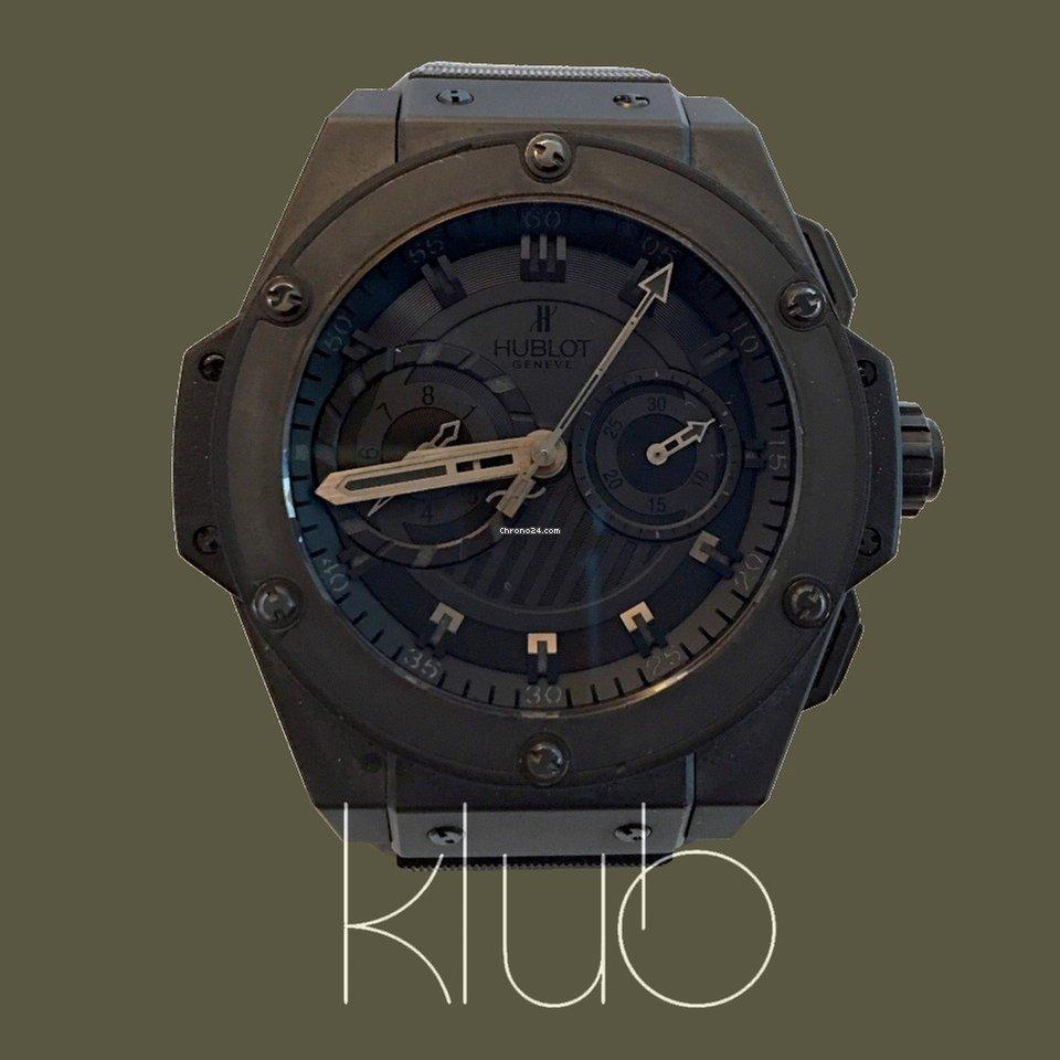 bd731adc025 Relógios Hublot usados - Compare os preços de relógios Hublot usados