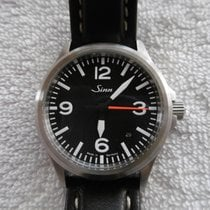 Sinn 556 Steel 38,5mm Black