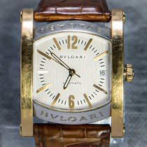Bulgari Gold/Steel 44mm Automatic AA44SG pre-owned
