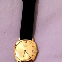 Sarcar Yellow gold 31mm Manual winding pre-owned
