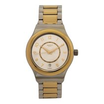 Swatch 42mm Automatic new Grey