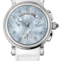 Breguet new Automatic Small Seconds 34.6mm Steel Sapphire crystal