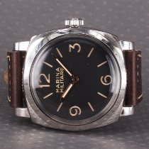 Panerai PAM 00587 Steel 2014 Special Editions 47mm pre-owned