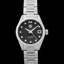 TAG Heuer Carrera Lady Steel 28mm Black United States of America, California, San Mateo