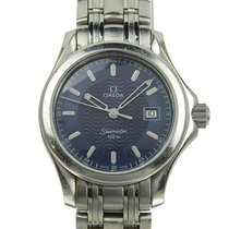 Omega 2511.81 Staal 30mm