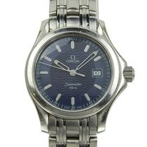 Omega 2511.81 Steel 30mm pre-owned