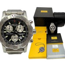 Breitling Colt Chronograph II Steel 43mm Black United States of America, North Carolina, Charlotte