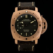Panerai Brons Automatisk ny Special Editions