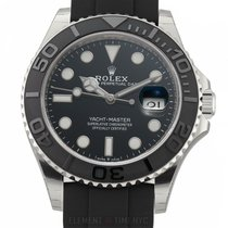 Rolex Yacht-Master 42 new Automatic Watch with original box and original papers 226659