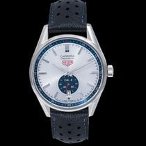 TAG Heuer Carrera Calibre 6 Steel 39mm Silver United States of America, California, San Mateo