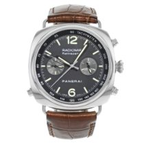 Panerai Radiomir Rattrapante Steel 44mm Black United States of America, New York, New York