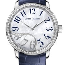 Ulysse Nardin Jade Steel Mother of pearl United States of America, Florida, North Miami Beach