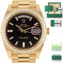 Rolex 228348RBR Yellow gold 2010 Day-Date 40 40mm new
