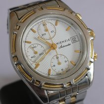 Kienzle Steel Automatic White No numerals 38.3mm pre-owned