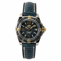 Breitling Cockpit Lady Steel 31mm Blue Roman numerals United States of America, New York, New York