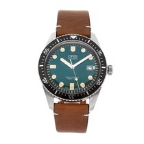 Oris Steel 42mm Automatic 01 733 7720 4057-07 5 21 45 pre-owned