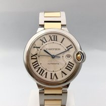 Cartier Steel 42mm Automatic W2BB0022 pre-owned United Kingdom, London
