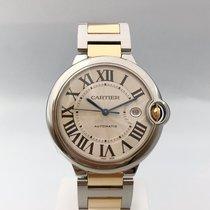 Cartier Acier 42mm Remontage automatique W2BB0022 occasion