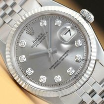 Rolex 1601 Steel Datejust 36mm pre-owned United States of America, California, Chino Hills