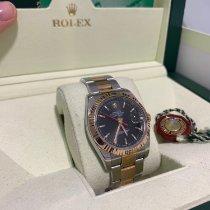 Rolex Datejust Turn-O-Graph 116261 2009 gebraucht