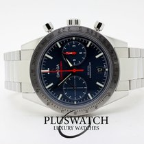 Omega Speedmaster '57 Steel 41,5mm Blue No numerals