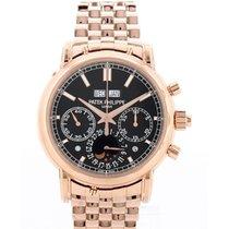 Patek Philippe 5204/1R-001 Rose gold Perpetual Calendar Chronograph 40.2mm new