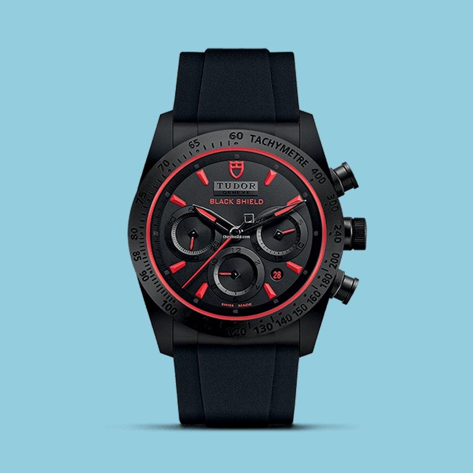 Tudor Fastrider Black Shield 42000CR-0001 2021 nouveau