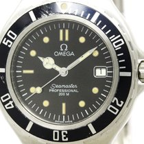 Omega Seamaster Professional 200m Quartz Mens Watch 396.1052...