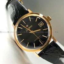 Zodiac - Vintage Black Dial Y/G
