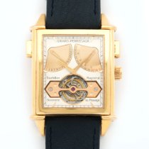 Girard Perregaux Rose Gold Vintage 1945 Tourbillon Sonnerie Watch
