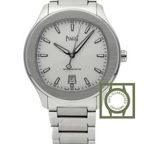 Piaget Polo S 42mm silver dial NEW MODEL