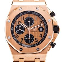 Audemars Piguet Royal Oak Off Shore All Rose Gold - 26470or